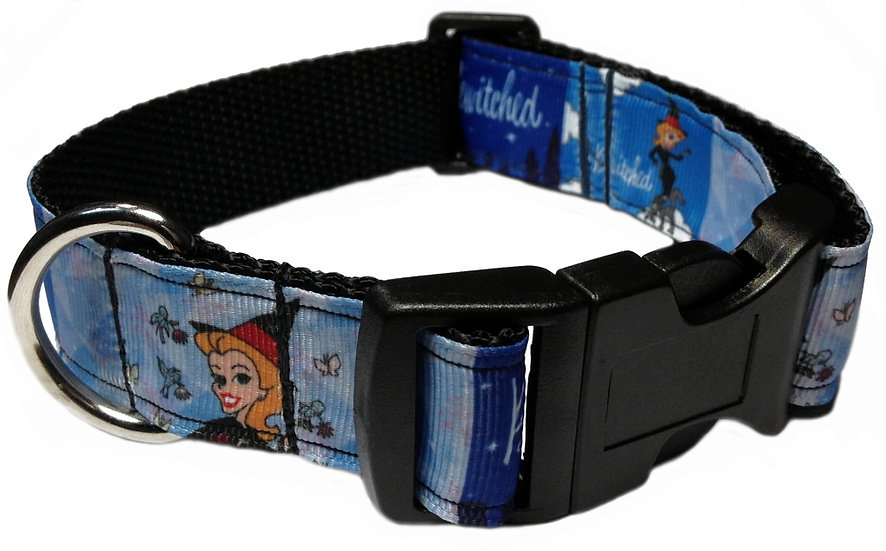 BEWITCHED DOG COLLAR