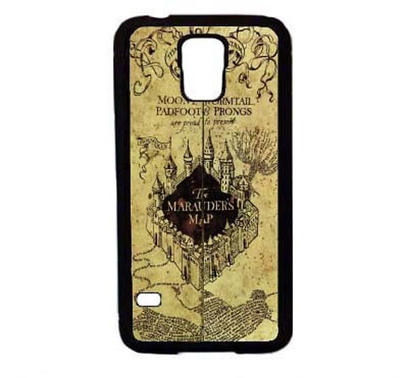 HARRY POTTERS (marauders map) - RUBBER GRIP