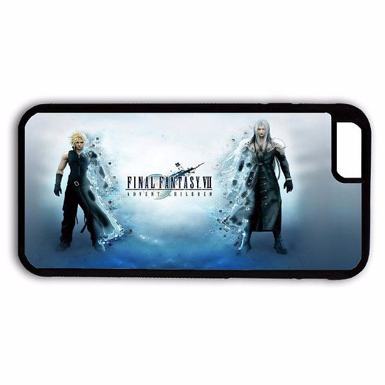 FINAL FANTASY (bl) - RUBBER GRIP