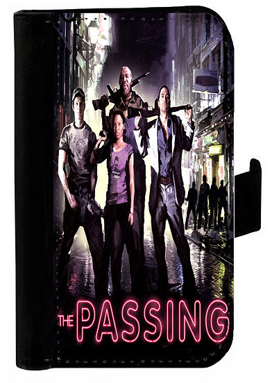 LEFT 4 DEAD (the passing) - LEATHER WALLET