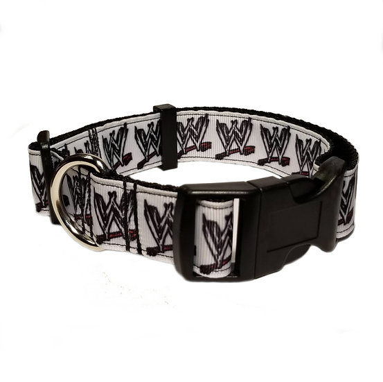 WWE WRESTLING DOG COLLAR