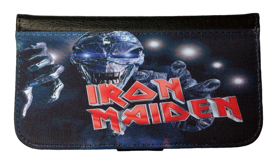 IRON MAIDEN IPHONE OR GALAXY WALLET