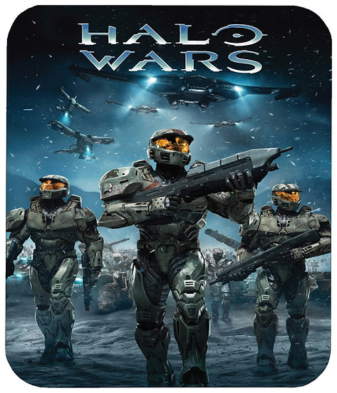 HALO WARS MOUSE PAD