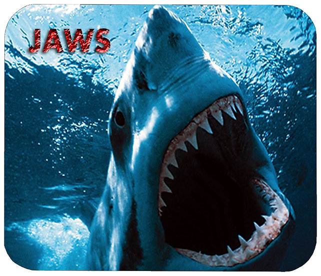 JAWS MOUSE PAD - (N)