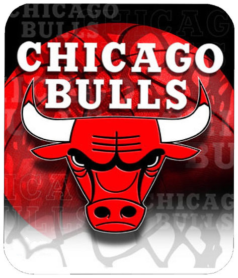 CHICAGO BULLS MOUSE PAD - (001)