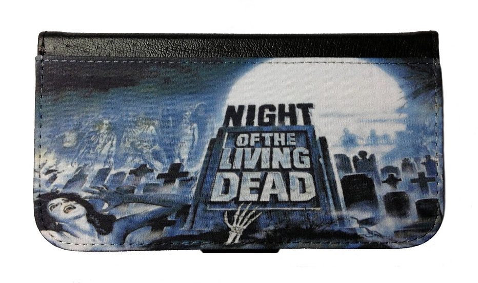 NIGHT OF THE LIVING DEAD - LEATHER WALLET