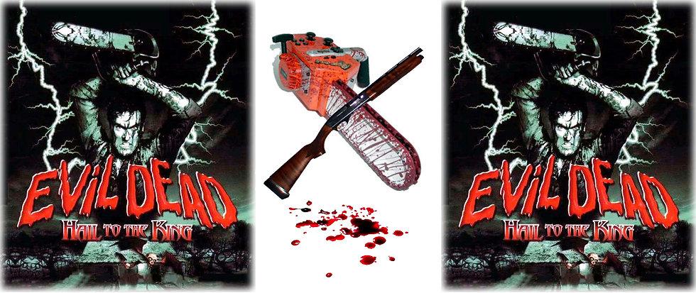 EVIL DEAD HAIL TO THE KING CERAMIC MUG