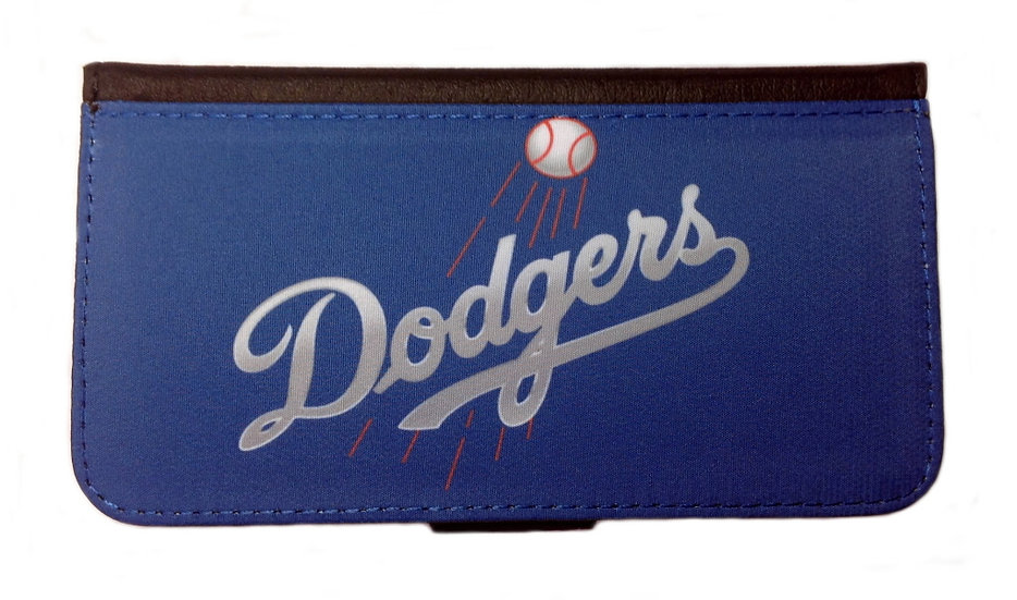 LOS ANGELES DODGERS IPHONE OR GALAXY CELL PHONE WALLET