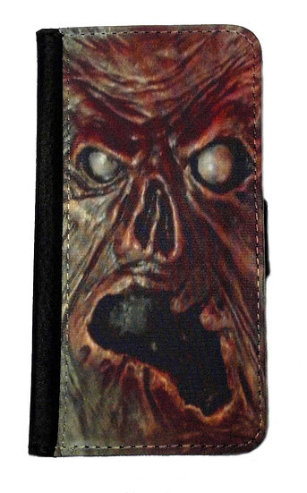 EVIL DEAD NECRONOMICON IPHONE OR GALAXY CELL PHONE CASE WALLET