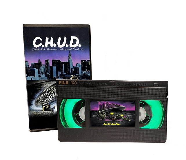 CHUD VHS MOVIE NIGHT LIGHT