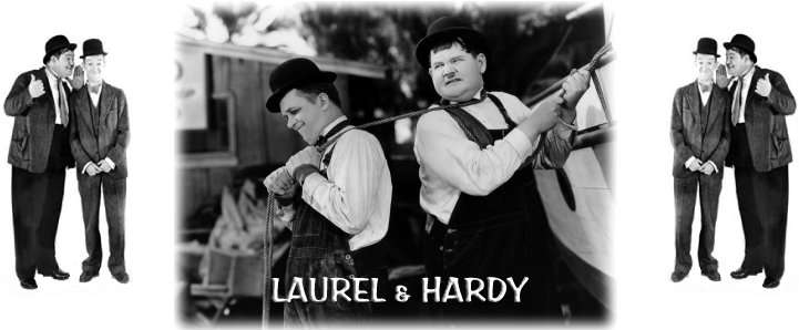 LAUREL AND HARDY CERAMIC MUG