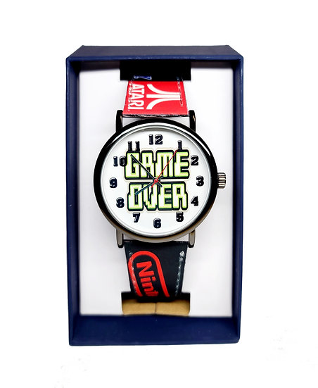 RETRO GAMERS WRIST WATCH or BAND