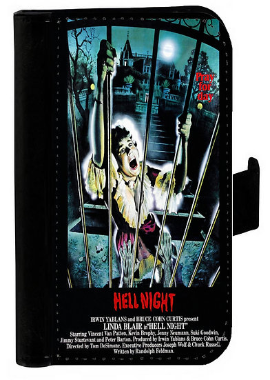HELL NIGHT - LEATHER WALLET