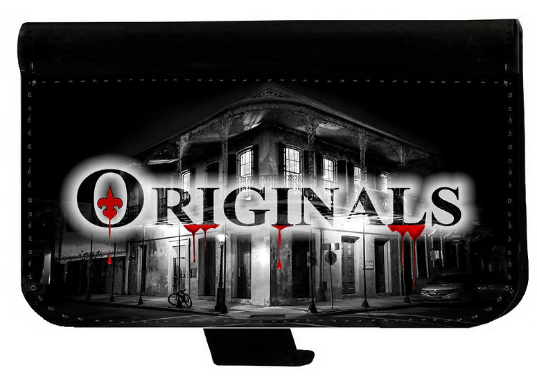 THE ORIGINALS (02) - LEATHER WALLET