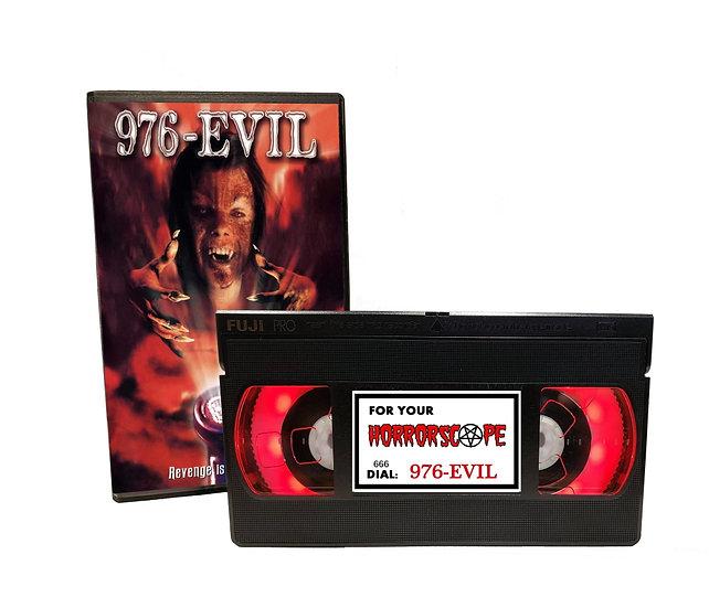 976-EVIL VHS MOVIE NIGHT LIGHT