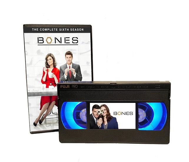 BONES VHS MOVIE NIGHT LIGHT