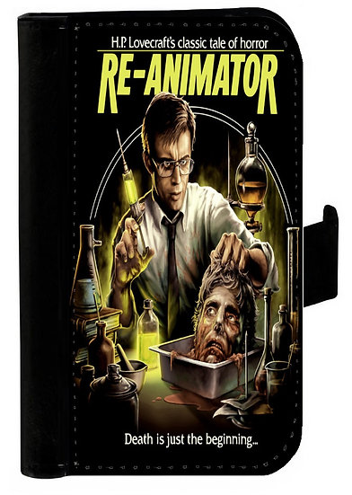 RE-ANIMATOR (01) - LEATHER WALLET