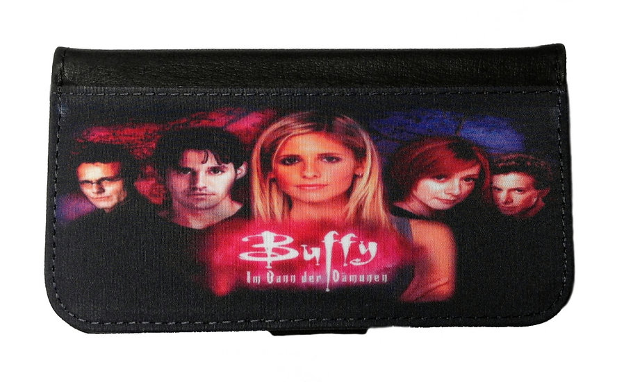 BUFFY GANG - LEATHER WALLET