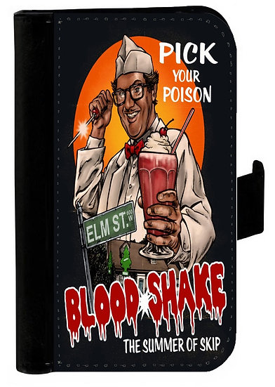 BLOOD SHAKE HORROR PHONE CASE