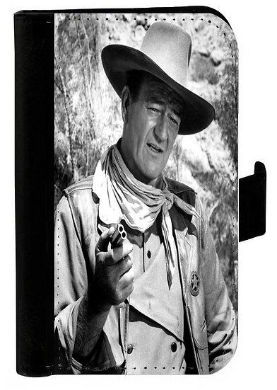 JOHN WAYNE PHONE CASE