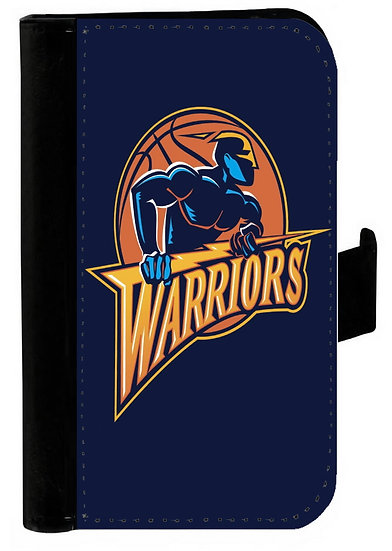 GOLDEN STATE WARRIORS - LEATHER WALLET