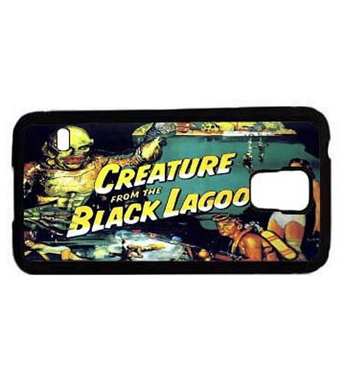 CREATURE FROM THE BLACK LAGOON (col) - RUBBER GRIP