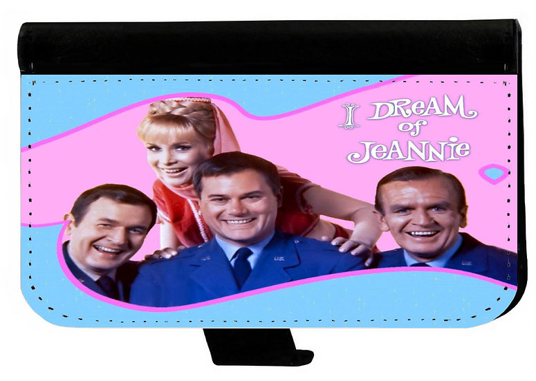 I DREAM OF JEANNIE - LEATHER WALLET