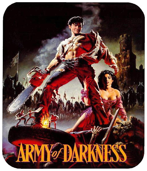 ARMY OF DARKNESS MOUSE PAD