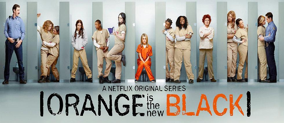 ORANGE IS THE NEW BLACK CERAMIC MUG