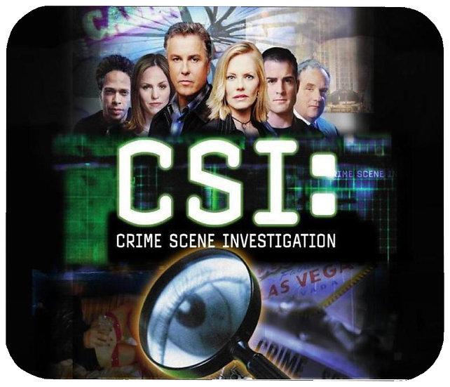 CSI MOUSE PAD