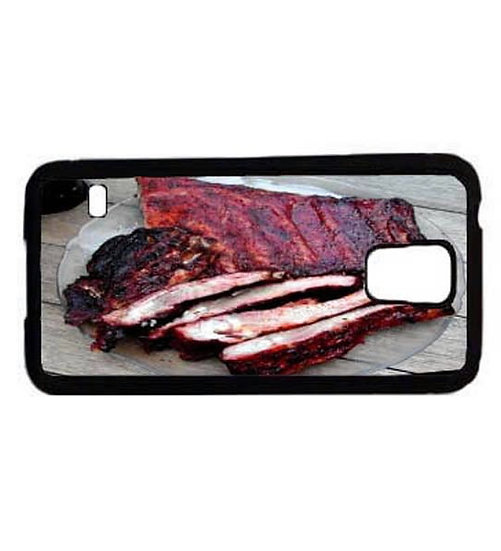 BARBEQUE RIBS- RUBBER GRIP