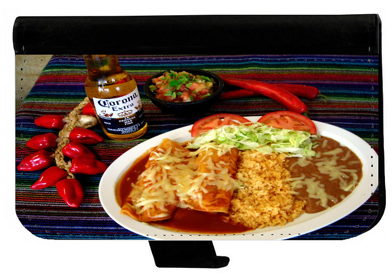 ENCHILADAS - LEATHER WALLET