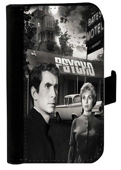 PSYCHO - LEATHER WALLET