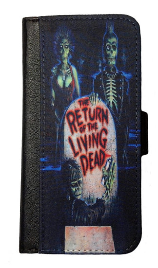 RETURN OF THE LIVING DEAD - LEATHER WALLET