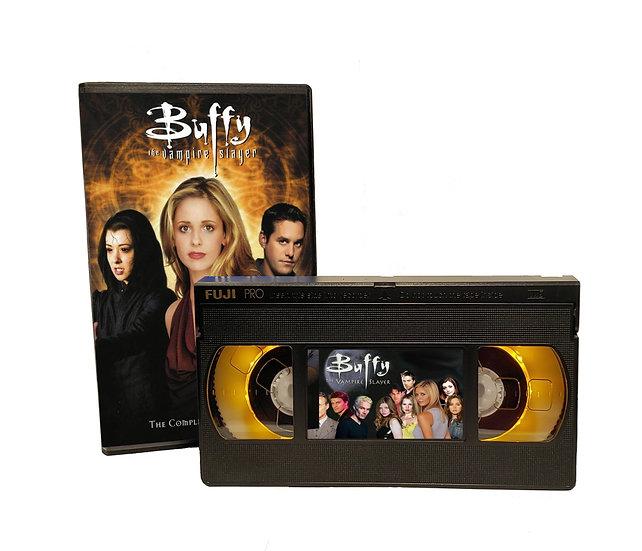 BUFFY THE VAMPIRE SLAYER VHS MOVIE NIGHT LIGHT