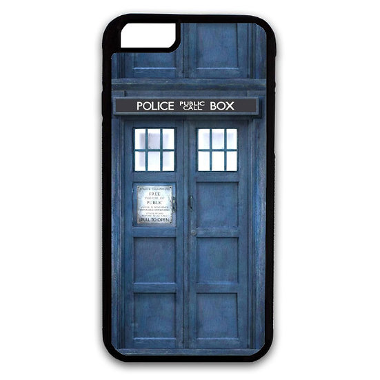 DOCTOR WHO TARDIS (open) - RUBBER GRIP