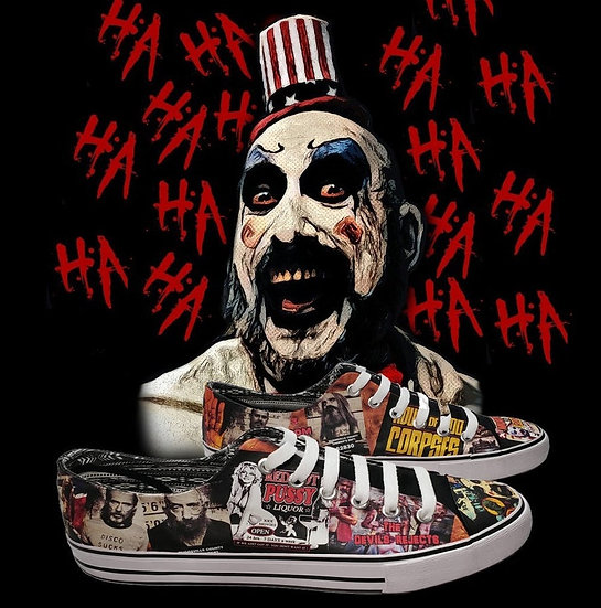 3 FROM HELL SNEAKERS