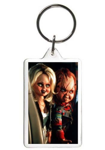 BRIDE OF CHUCKY KEYCHAIN