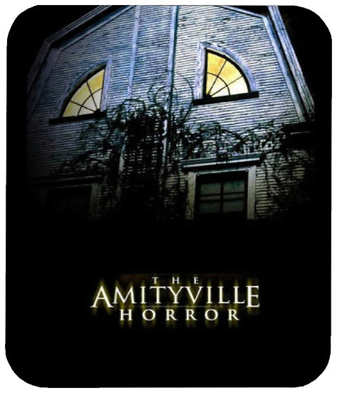 AMITYVILLE HORROR MOUSE PAD