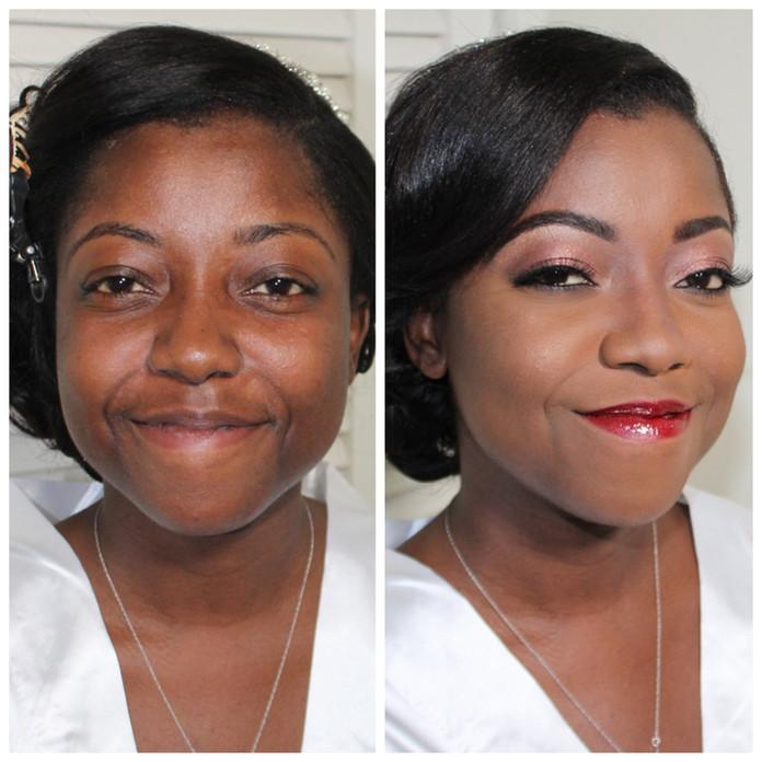 Makeup artist in jamaica