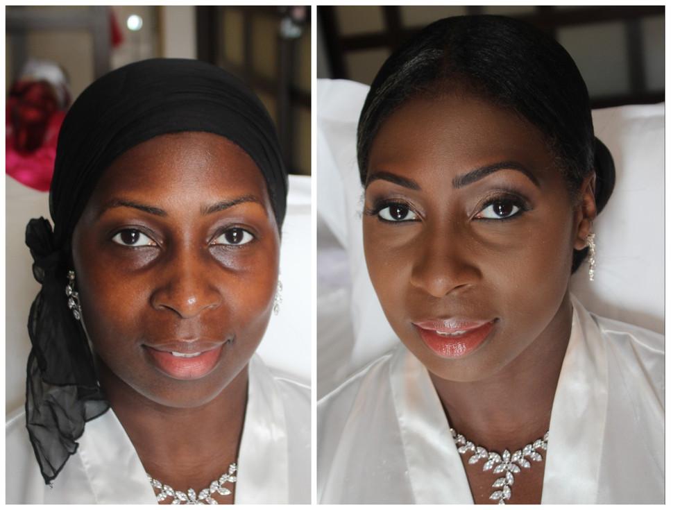 Makeup artist in Montego Bay