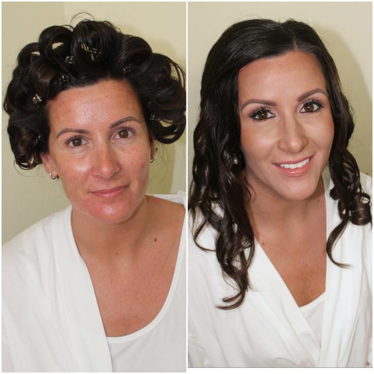 Jamaican makeup artist
