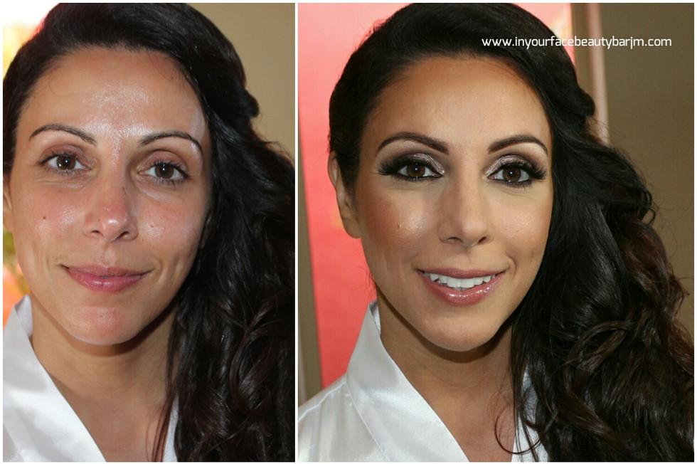 Jamaica makeup and hair