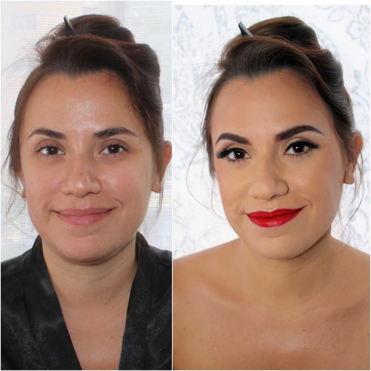 Jamaica makeup artist