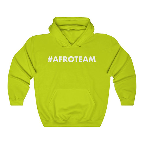AFROTEAM Unisex Heavy Blend™ Hooded Sweatshirt
