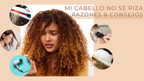 Razones por las que el cabello no se define y solución