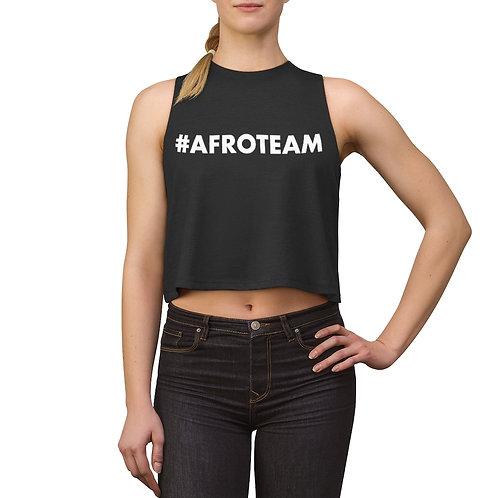 #AFROTEAM Crop top