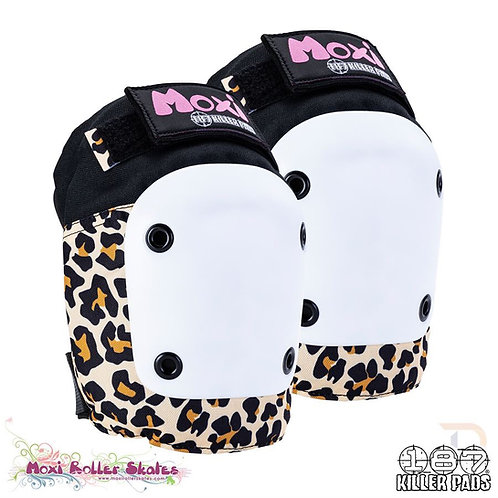 Moxi x 187  Leopard Killer Pads Six Pack Combo