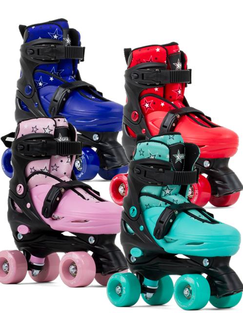 SFR Nebula Adjustable Quad Skates