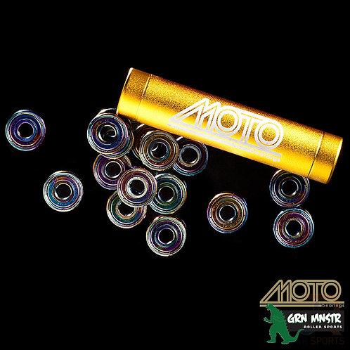 Moto Premium Swiss Bearings from Antik Skates